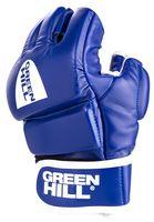 Перчатки для ММА MMR-0027 (M; синие)