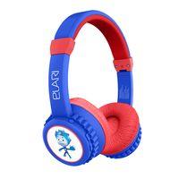 Наушники беспроводные детские Elari FixiTone Air (сине-красные)