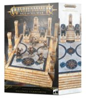 Warhammer Age of Sigmar. Dominion of Sigmar. Hallowed Stormthrone (64-85)
