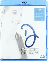 Concert for Diana. ���� 1 (Blu-Ray)