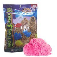"""Кинетический песок """"Motion Sand"""" (розовый; 0,5 кг)"""