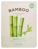 """Тканевая маска для лица """"С экстрактом бамбука"""" (19 мл)"""
