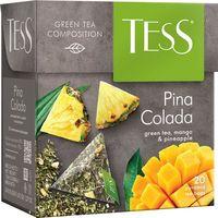 """Чай зеленый """"Tess. Pina Colada"""" (20 пакетиков)"""
