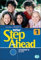 New Step Ahead: Student's Book v. 1 (+ CD)