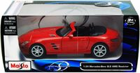 "Модель машины ""Mercedes-Benz SLS AMG Roadster"" (масштаб: 1/24)"