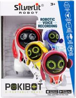 """Робот """"Pokibot"""" (красный; со световыми и звуковыми эффектами)"""
