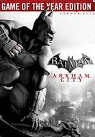Цифровой ключ Batman: Arkham City - Game of the Year Edition