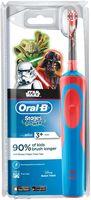 Электрическая зубная щетка Braun Oral-B Stages Power StarWars (D12.513K)