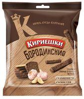 """Сухарики """"Бородинские"""" (40 г; чеснок)"""