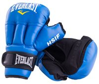 Перчатки для рукопашного боя (12 унций ; синие; арт. RF3212)