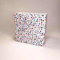 "Подарочная коробка ""Конфетти"" (16x16x7,5 см)"