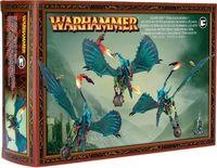 "Набор миниатюр ""Warhammer FB: Lizardmen Terradon / Ripperdactyl Riders"" (88-13)"