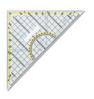 Треугольник 45/177 с выделенной цветной шкалой