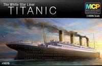 Лайнер Titanic (масштаб: 1/400)
