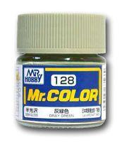 Краска Mr. Color (gray green, C128)