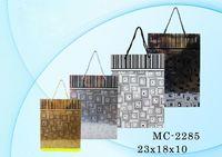 Пакет бумажный подарочный (в ассортименте; 23х18х10 см; арт. МС-2285)