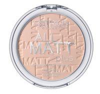 "Компактная пудра для лица ""All Matt Plus. Shine Control Powder"" (тон: 015)"