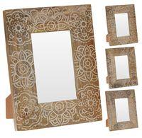 Рамка деревянная (10х15 см; арт. A44310180)