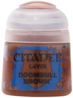 Paint Pots: Doombull Brown 12ml (22-45)