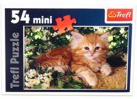 "Пазл ""Рыжий котенок"" (54 элемента)"