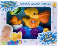 """Набор игрушек для купания """"Пеликан"""""""