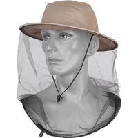 Накомарник-шляпа (бежевая)