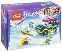 """LEGO Friends """"Горнолыжный курорт: внедорожник"""""""