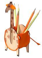 """Сборная деревянная игрушка """"Жираф"""""""