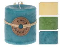 Свеча декоративная ароматизированная (75х70 мм; арт. 427000010)
