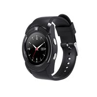 Фитнес-часы D&A F303 (черные)