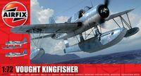 """Разведывательный гидроплан """"Vought Kingfisher"""" (масштаб: 1/72)"""