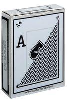 """Карты для покера """"Copag Jumbo Index"""" (чёрная рубашка)"""