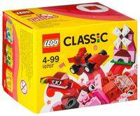 """LEGO Classic """"Красный набор для творчества"""""""