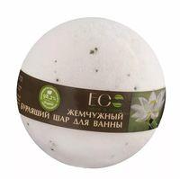 """Шарик для ванны """"Белый лотос и пальмроза"""" (220 г)"""