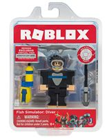 "Фигурка ""Roblox. Симулятор рыбалки: Дайвер"""