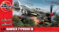 "Истребитель-бомбардировщик ""Hawker Typhoon"" (масштаб: 1/72)"