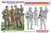 "Набор миниатюр ""8th Infantry Division Poland 1939"" (масштаб: 1/35)"