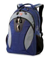 Рюкзак WENGER (22 литра, синий/серый/черный)