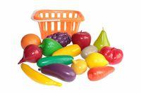 """Игровой набор """"Фрукты и овощи в корзине"""""""