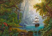 """Набор для вышивания """"Остров сокровищ"""""""
