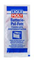 """Смазка для электроконтактов """"Batterie-Pol-Fett"""" (10 г; красная)"""