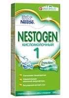 """Сухая кисломолочная смесь """"Nestogen 1"""" (350 г)"""