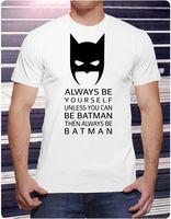 "Футболка мужская ""Бэтмен"" (размер 52; art. 1)"