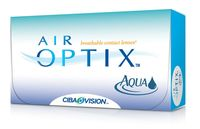 "Контактные линзы ""Air Optix Aqua"" (1 линза; -1,75 дптр)"