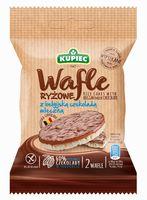 """Вафли рисовые в молочном шоколаде """"Kupiec"""" (30 г)"""