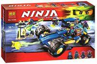 """Конструктор """"Ninja. Корабль Ронона"""" (546 деталей)"""