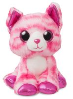 """Мягкая игрушка """"Розовый котик"""" (18 см)"""