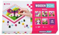 """Мозаика """"Деревянные пиксели 2"""" (250 элементов; арт. 14880)"""