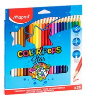 "������� ��������� ""Color Peps"" (24 �����)"