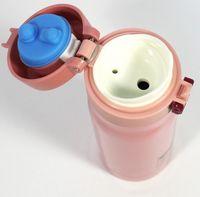 Термостакан QUICK OPEN (350 мл; розовый глянец)